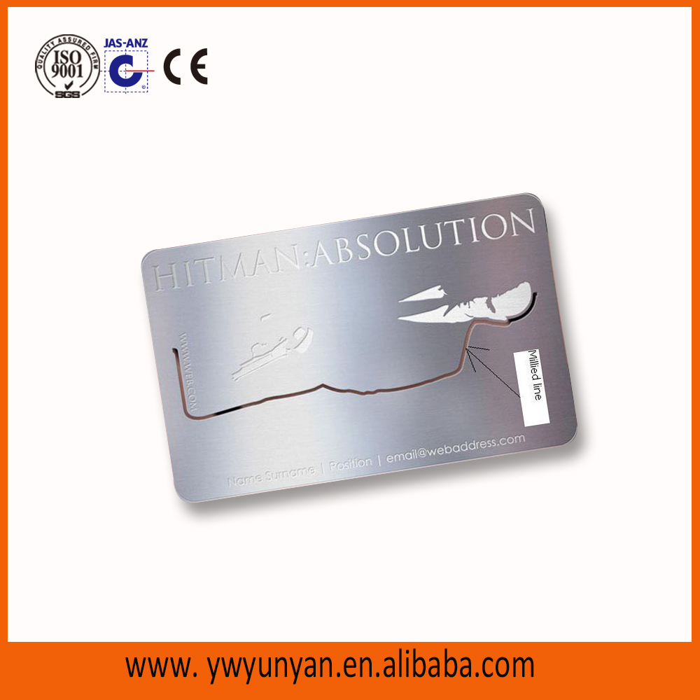 Anodized Business Card, Anodized Business Card Suppliers and ...