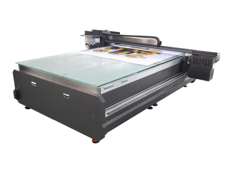 For Overseas Market Industrial T shirt Digital Inkjet Flatbed Printer