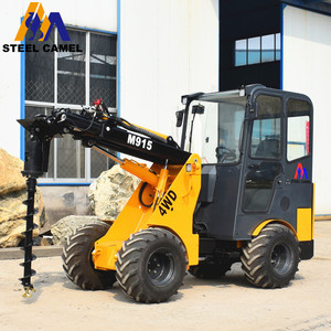 STEEL CAMEL brand Chinese telescopic loader machine price