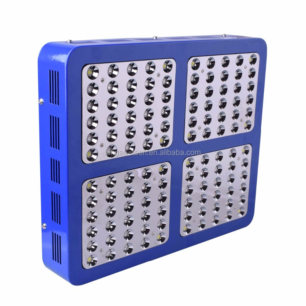 Hydroponic Aquaponic Veg/bloom switchable 1200w LED Grow light full spectrum