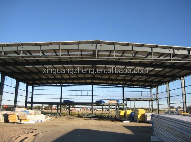 Steel Structure Hangar Storage Warehouse Made In China