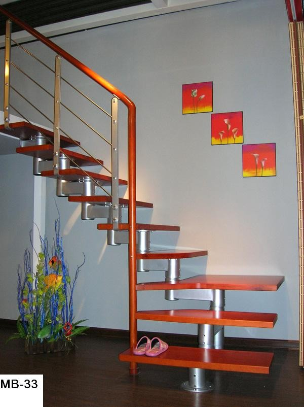 Electric Retractable Stairs, Retractable Loft Stairs.L 290