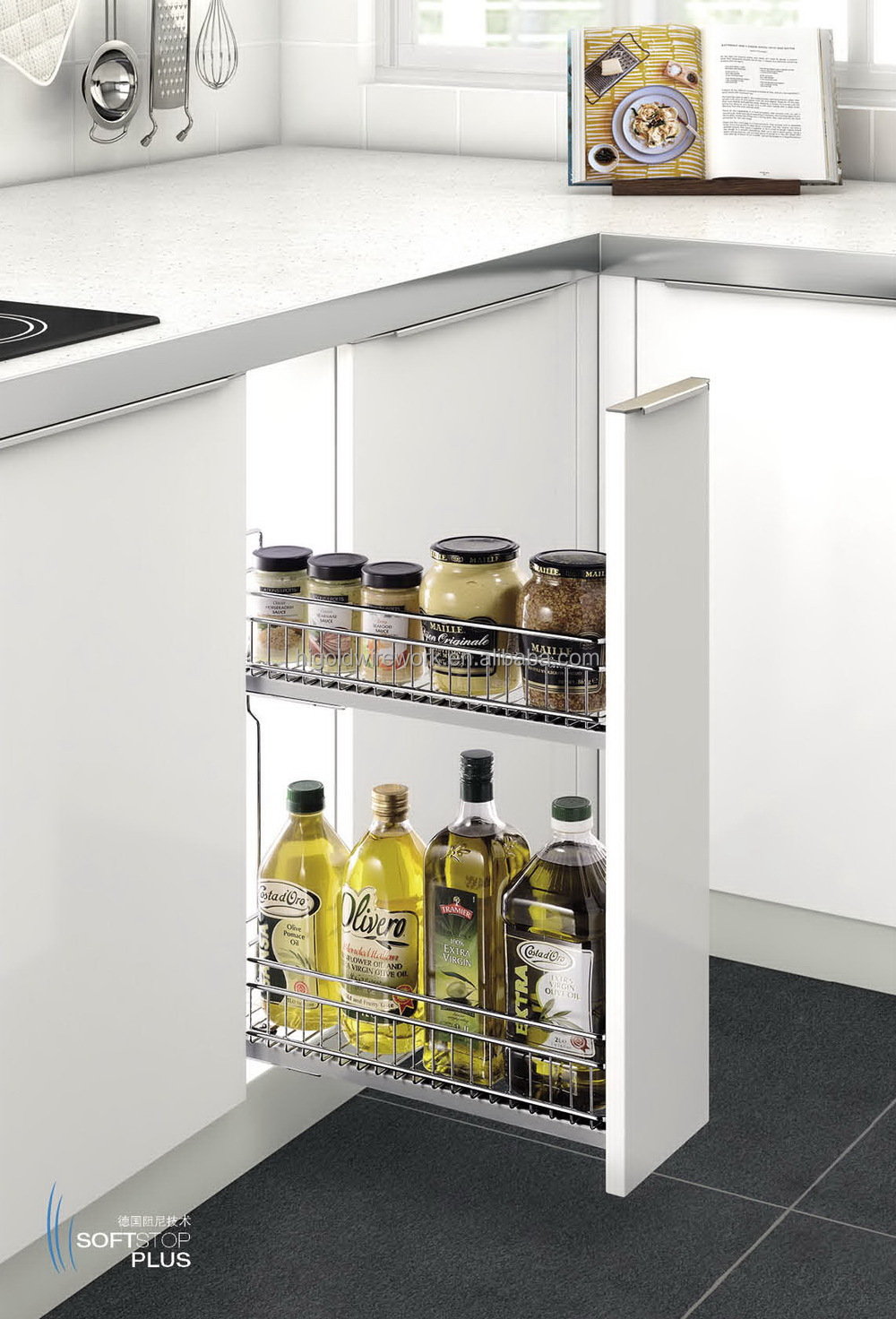 Awesome Pull Out Wire Baskets Kitchen Cupboards Collection - Kitchen ...