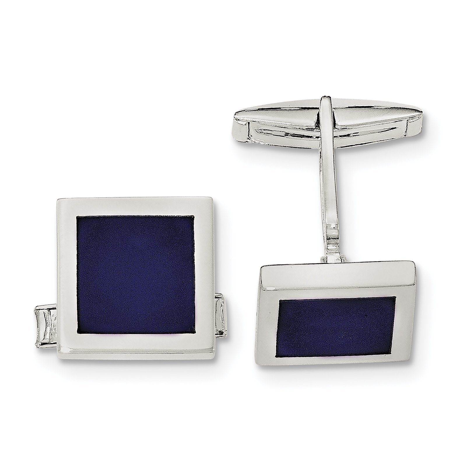Carpe Diem Latin Gold-tone Cufflinks Crystal Tie Clip Gift Set