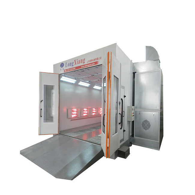 User-Friendly Design for CE approved Auto painting curing room