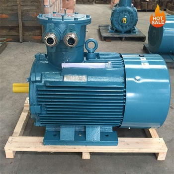 Explosion-Proof 30KW 1470 Speed Three-Phase Induction Motor
