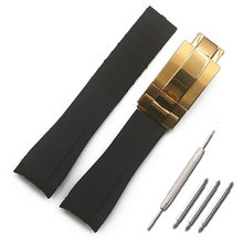 Мужские камуфляжные часы с резиновым ремешком, аксессуары для часов, водонепроницаемые часы с силиконовым ремешком, женские часы 20 мм, мужс...(Китай)