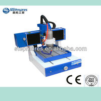 Hot Sale 300*300mm USB mini cnc metal engraving machine 3030 with lower price