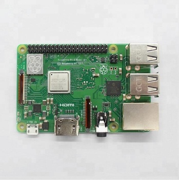 2018 New Original Raspberry Pi 3 Model B Plus,3b+ The Improved Version  1 4ghz Cortex-a53 With 1gb Ram - Buy Raspberry Pi 3 B+,Raspberry Pi With