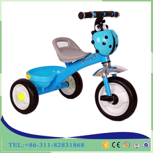 Europe standard in stock baby stroller tricycle / baby carriage three wheel tricycle with roof / factory baby