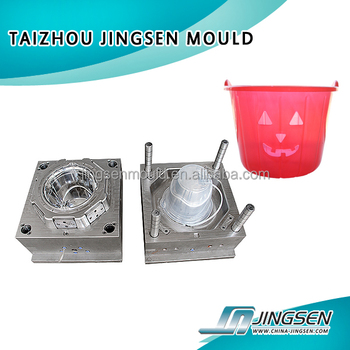 Advanced Design Plastic Injection Molding Pail Mold,Mold Plastic ...