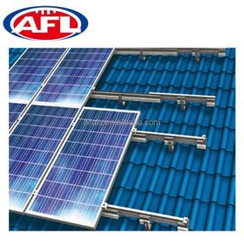 All Aluminum Mounting Rail/solar Panel Installation Kit/solar  Mounting/solar Bracket Systems - Buy Aluminium Rail,Aluminum Mounting  Rail,Solar