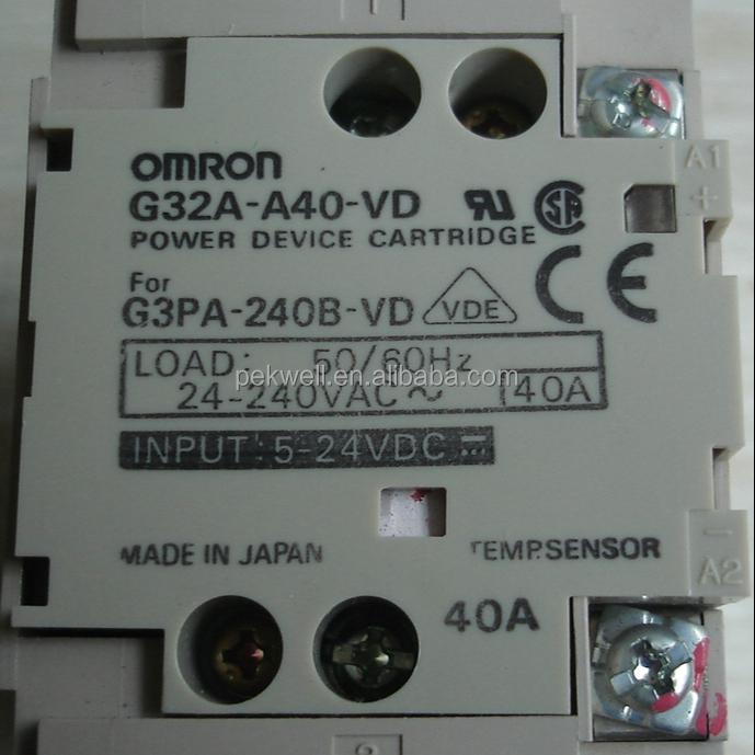 G3PA-240B-VD G3PA 240B 5-24VDC VD NEW Omron Solid State Relay free shipping