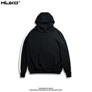 Autumn Hoodies With Hat Men Big Pocket Men Latest Fashion Hoodies and Sweatshirts