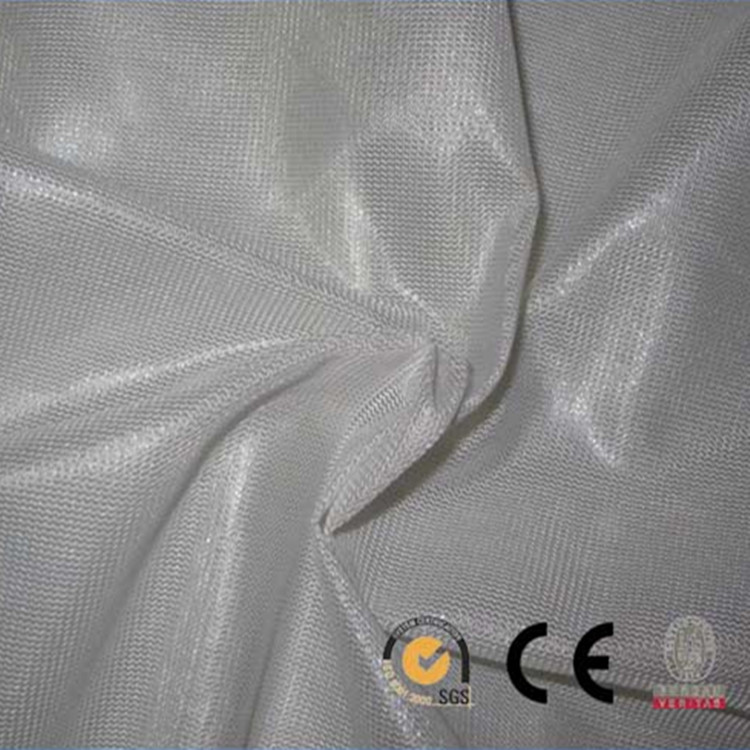 Non-Stretch Water Proof TPU Coated Polyester Backpack Mesh Fabric