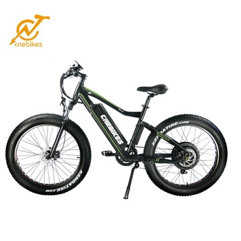 FR26D 36v 11.6ah snow e-bike fat tire electric bicycle