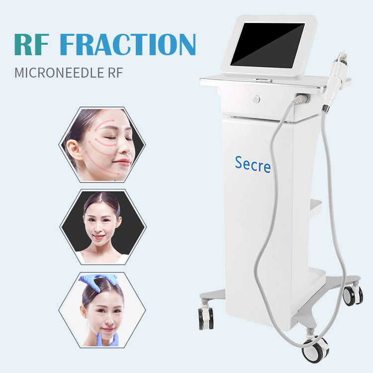 Anti-aging Acne Treatment Fractional RF Microneedle Machine