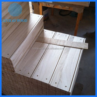 Cheap Price Paulownia Wood for Drawer