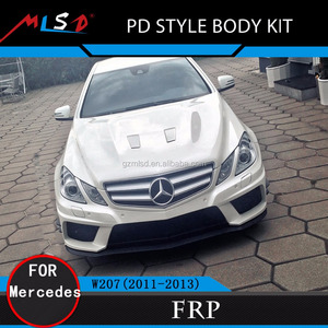 High Quality MLSD Hot Sale PD style body kit for Mercedes-Benz W207 E Class 11-13