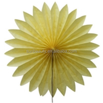 Paper fan wedding decoration materials stage decoration material paper fan wedding decoration materials stage decoration material junglespirit Gallery