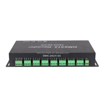 Dimmer Color Brightness Artnet Wireless Signal Amplifier Art-net Converter  To Dmx Software - Buy Dmx Art-net Converter Controller,Dmx Adress