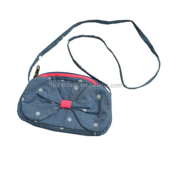 Girly Jeans Sling Messenger Bags - Buy Small Sling Bag,Jean Bean ...