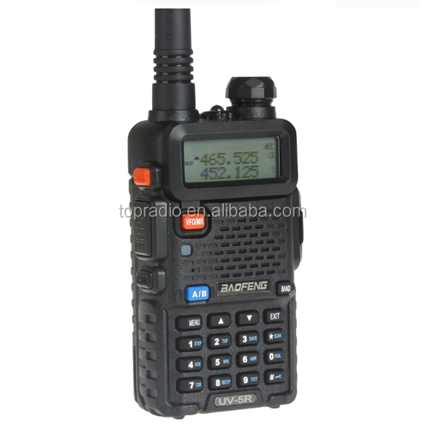 Baofeng UV-5R Dual Band רדיו