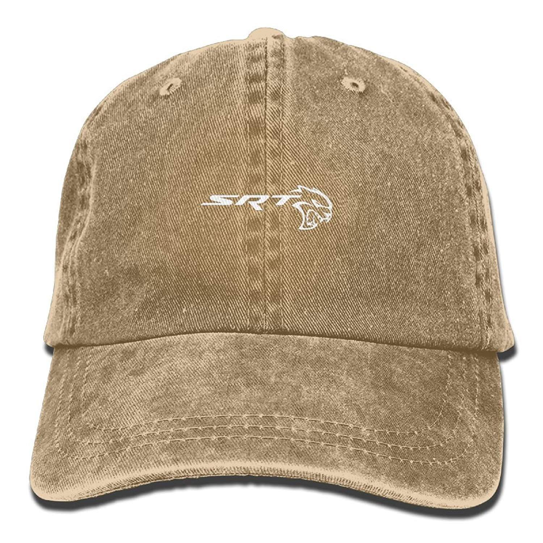 Get Quotations · Dodge SRT Hellcat Demon Unisex Baseball Cap Trucker Hat  Adult Cowboy Hat Hip Hop Snapback 5564f5786e3f