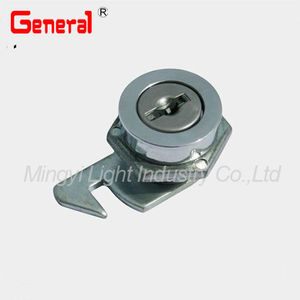 plastic and zinc alloy die cast cam lock, cylinder lock, metal file cabinet lock