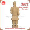 Clay craft pottery craft and art antique Qin terracotta warriors replica