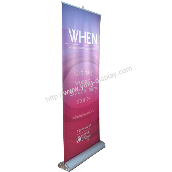 China Factory As Seen On TV Hot Sales On Alibaba Roll Up Banner Printing