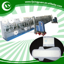 CE Certification and New Condition Fujian sanitary pads making machine