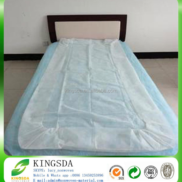 High Quality Brand Name Nonwoven Home Textiles Bed Sheets