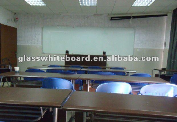 Portable Glass Interactive Smart Board At School