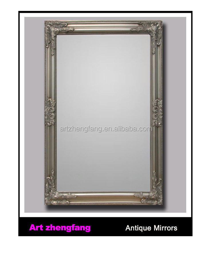 Victorian Mirror Antique Mirror Frames For Sale Large Wood Framed ...