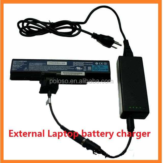 OEM poloso RFNC6 Universal External Laptop oem)poloso rfnc6 universal external laptop battery charger for hp