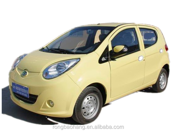 Eec Pure Electric Car Vehicle