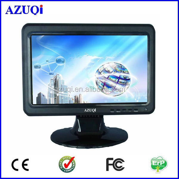 Professional 10 inch school led display computer monitor