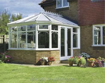 Veranda Utilise S Unroom Jardin D Hiver Soleil Maison Avec Trempe