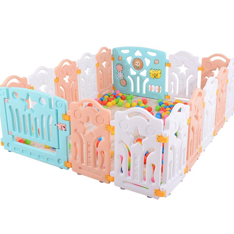 Hot Jual Kids Baby Indoor Bola Kolam Renang Pagar Plastik Bermain Yard Bayi Mainan untuk Dijual