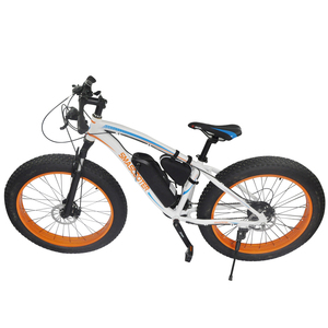 SY-261Upgrade 350w 500w 1000w Motor 48V Snow Electric Fat Bike