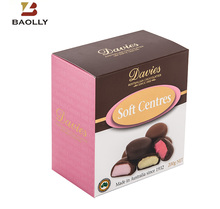 New Design Handmade Empty Paper Luxury Chocolate Packaging Box Candy Packing Boxes