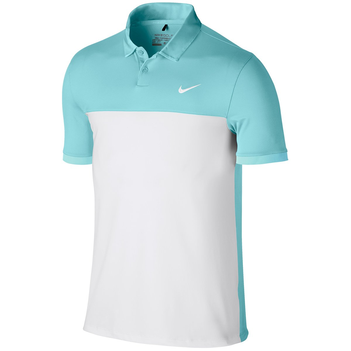 fa8618396 Get Quotations · Nike Golf Icon Color Block Polo
