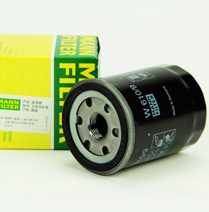 High efficient Mann oil filter WD1374/4