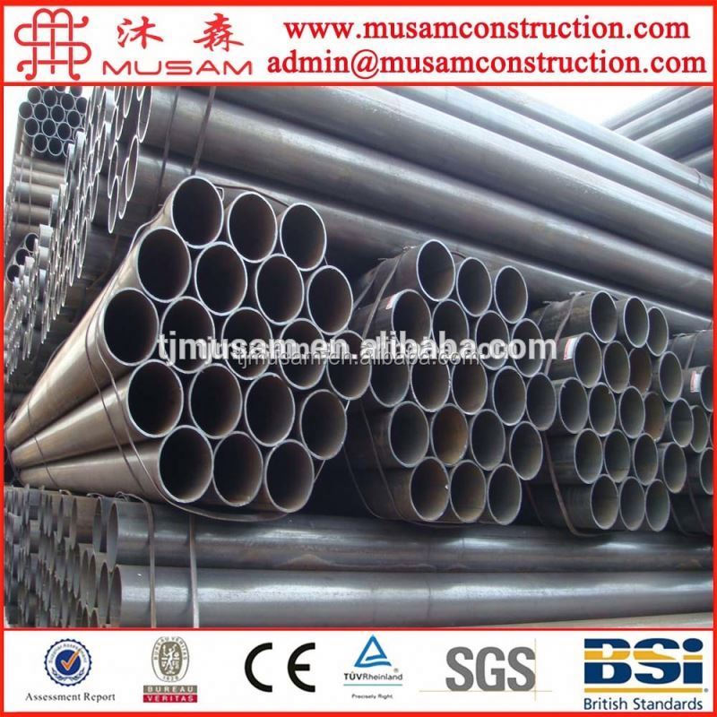Scrap steel pipe 2 inch steel pipe 1.0308 carbon steel pipe