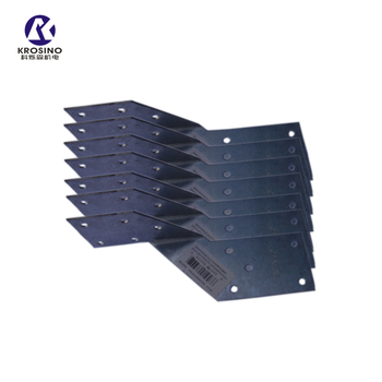 Timber Frame Connector Manufacturing Factory /bottom Plate Anchor /  Construction Timber Frame Connector - Buy Construction Timber Frame