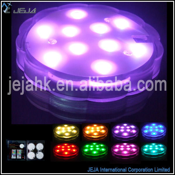 Remote control LED multicolour tank aquarium