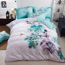 modern premium 600 thread count luxurious Egyptian quality 4pcs cotton sheet sets