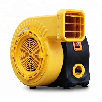 Impact Resistance Waterproof 1.5HP Centrifugal Electric Air Blower for Inflatables