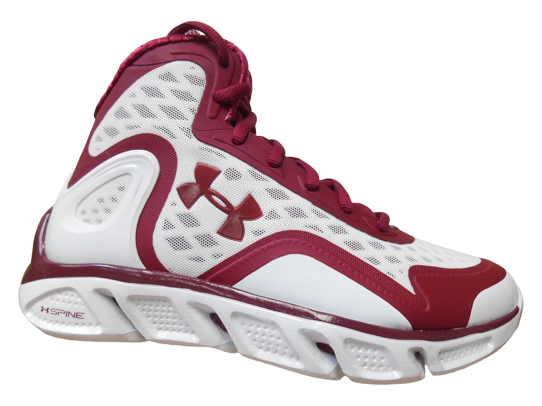100% authentic e9578 d7f7a Under Armour TB Spine Bionic Men s Basketball Shoes